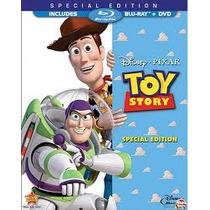6 Clasicos Disney Pixar En Blu Ray Monster Inc, Nemo