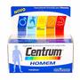 Centrum Homem 60 Cp