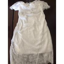 Vestido De Renda Romântico (pronta Entrega)