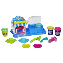 Play-doh Shoppe Dulces Postres Doble Playset