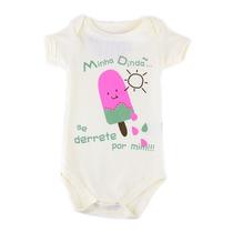 Body Dinda Derretida Menina Curto - Baby Fun
