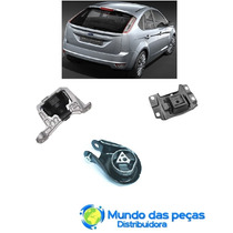 Kit Coxim Motor E Cambio Ford Focus Duratec 2.0 16v 09/...