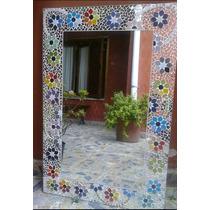 Espejo Con Venecitas Y Espejitos