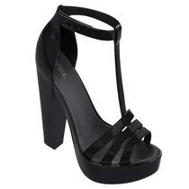 Melissa Dreamy Sapato Salto Alto Plataforma Moleca Schutz Ad