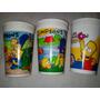 Vasos Plastico Pepsi Los Simpsons Usados Coleccion Sin Tapa