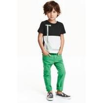 Pantalon De Niño Marca Zara H&m Original