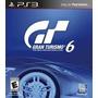 Gran Turismo 6 Ps3 Digital