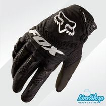 Guante Fox Racing Dirtpaw / Offroad Guantes Negro