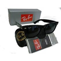 Óculos De Sol Ray Ban Wayfarer Rb2140 Feminino Masculino