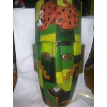 Mascara Maya Acabado Oleo