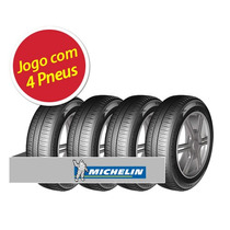 Kit Pneu Aro 14 Michelin 185/60r14 Energy Xm2 82h 4 Unidades