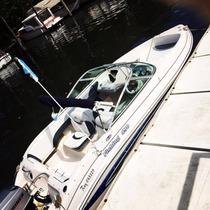 Vendo Lancha Arcoiris Fishing 490 Motor Mercury Mariner 60hp