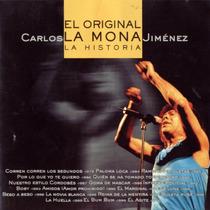 La Mona Jimenez - La Historia - Los Chiquibum