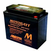 Bateria Para Moto Motobatt Cod Mbtx20u Hd