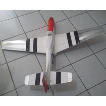 Aeromodelo P51 - Isopor P25 Depron E Compensado