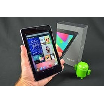 Tablet Asus Nexus7 1b054a - Nvidia 16gb Original Vitrine