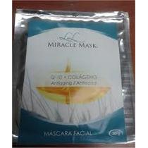 Mascarilla Miracle Mask Q10 +colageno Mascara Facial