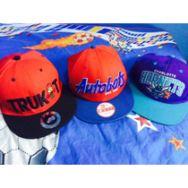 Gorras Snapback New Era, Mitchell & Ness Y Trukfit