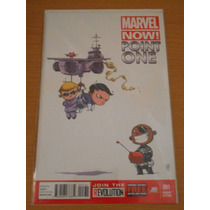 Point One # 1 Baby Variant Marvel Comics
