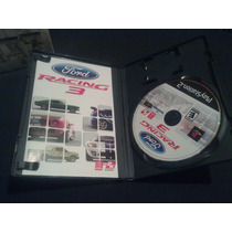 Ford Racing 3 Playstation 2 Completo Seminuevo Instructivo