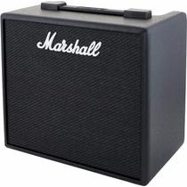 Marshall Code-25 Amplificador Guitarra 25w Digital Bluetooth