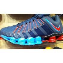Tenis Novo Nike Shox 12 Doze Molas Tl Fotos Reais Lançament