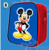 10 Mochilitas Dulcero Mickey Mouse Y Mimi
