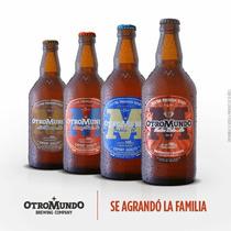 Cerveza Otro Mundo Pack Degustación (12x500cc) Envio Gratis