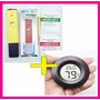 Medidor Ph + Sensor De Humedad Temperatura Higrómetro
