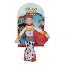 Toy Story Jessie La Vaquera Muñeca Tela Original New Toy