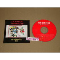 Timbiriche La Banda Timbiriche En Concierto 03 Univision Cd