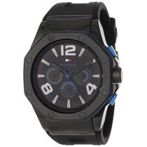 Reloj Tommy Hilfiger Negro W258