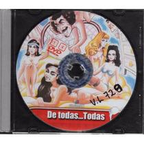 De Todas... Todas - 1 Dvd - R. Inclán - Maribel Guardia