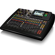 Mesa Som Digital Behringer X32 Compact 32 Canais Garantia Nf