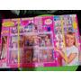 Casa De 3 Pisos De La Barbie En Set De Gloria