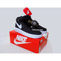 Tênis Nike Air Force Relógio G-shock Brinde A Pronta Entrega