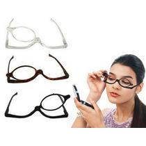 Óculos Para Maquiagem - Grau +1.5 - Cor Azul