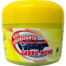 Gel Odorizador Sun Car Carro Novo