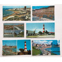 Lote De 14 Antiguas Postales De Mar Del Plata