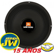 Jbl Selenium Medio Bajo 8 Pulg Mid-bass Mg600 Rms 300w(8pw8)