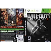 Black Ops 2 + 11 Jogos Xbox 360 Midia Digital Imperdivel !!!