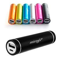 Cargador Portatil Power Bank 2600mah Mirto Jv Cylinder