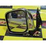 Espejo Retrovisor Mitsubishi Montero Dakar Manual Cromado