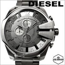Reloj Diesel Dz4282 Mega Chief Cronógrafo - 100% Original