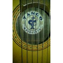 Antigua Guitarra M Hohner Tango Impecable!