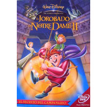 El Jorobado De Notre Dame 2 / Disney Dvd
