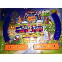 Tren Electrico Juguete Para Niños
