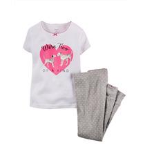 Pijamas Carters Para Niñas Tallas Grandes 2t, 3t, 4t, 5t