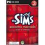 The Sims Encontro Marcado Expanção Jogo Pc Original Lacrado
