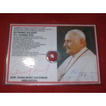 Reliquia Certificada De San Juan Xxiii Papa, Ciudad Vaticano